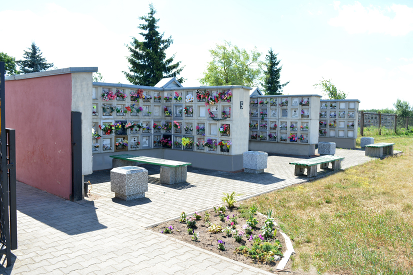 Колумбарий Северного кладбища в Минске
